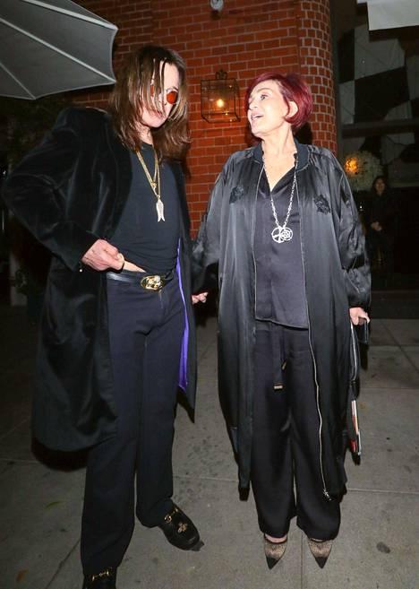 Ozzy ja Sharon ovat tulleet tutuksi myös tosi-tv-ohjelmista.
