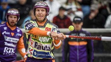 Roope Korhonen jahtaa 12:tta SM-kultaansa.