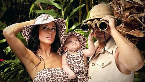 Martina, Victoria ja Esko valloittavat Kolumbian.