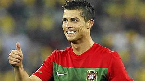 Cristiano Ronaldo kertoi MM-kisojen aikana, että hänellä on poika.