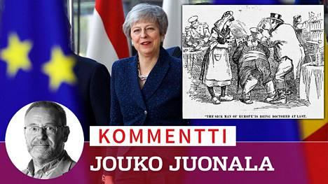 Kommentti: Britanniaa haukutaan jo Euroopan sairaaksi mieheksi – brexitin aikataulu on jatkossa EU:n sanelema