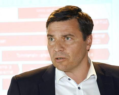 Marco Casagrande on Palloliiton pääsihteeri.