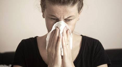 Nenän terveys on tärkeää flunssan ennaltaehkäisyssä.
