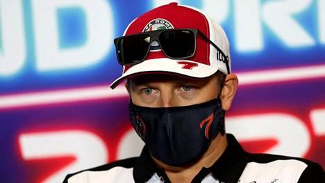 Kimi Räikkönen pettyi Texasissa.