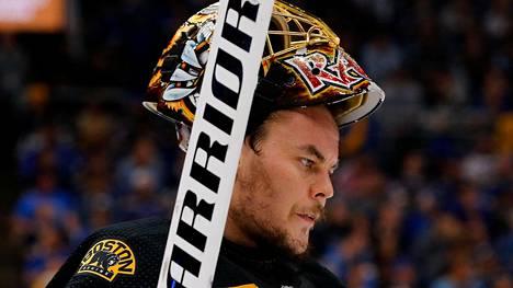 Tuukka Rask valittiin NHL:n tähdistöotteluun.