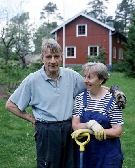 Presidentti Mauno Koiviston ja Tellervo Koiviston vapaa-ajanasunto Tähtelä sijaitsee Inkoossa läntisellä Uudellamaalla.