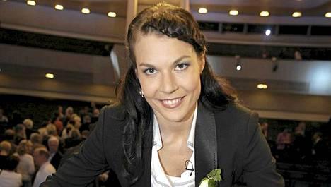 Mona-Liisa Malvalehto voitti Maestro-kilpailun.