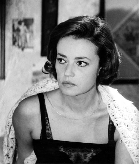 Jeanne Moreau näyttelee Luis Buñuelin elokuvassa.