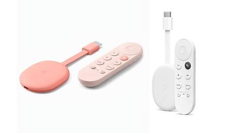 Uutta Chromecastia on kolmena väriversiona.