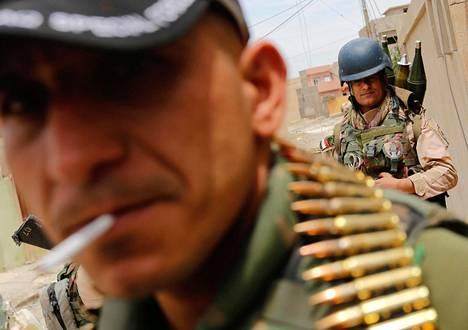 Irakin joukot ovat yrittäneet kaupungin valtausta seitsemän kuukauden ajan.