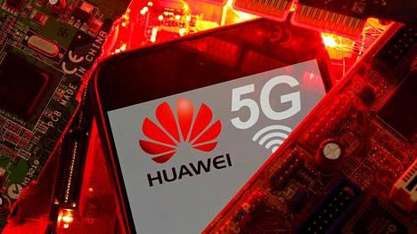 Huawei on ahtaalla läntisillä 5g-verkkomarkkinoilla.