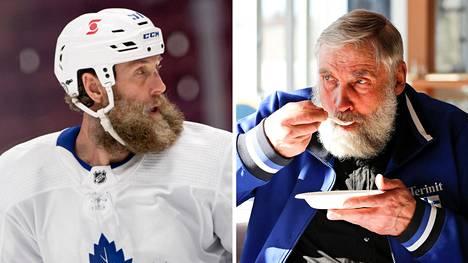 Kuvat: He ovat kuin kaksi marjaa! NHL:stä löytyi Juha Miedon kaksoisolento