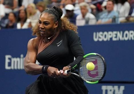 Serena Williams on maailman eniten tienaava naisurheilija.