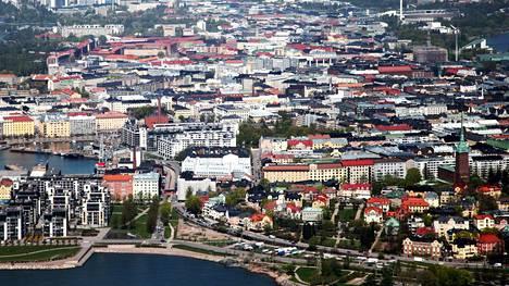 Meren tuntumassa sijaitseva Eira kuuluu Helsingin kalleimpiin asuinalueisiin.