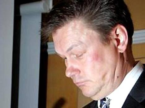 Matti Virtanen siirtyy yrittäjäksi.