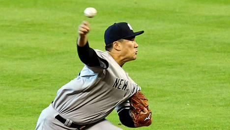 Näiden tasolla: Yankees-scoutin mukaan pesäpalloilijoiden heitto- ja juoksuominaisuudet ovat MLB-tasoa.