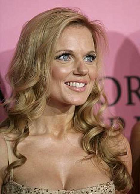 Geri Halliwell haluaa Angelina Jolien lapsista tyttärelleen kavereita.