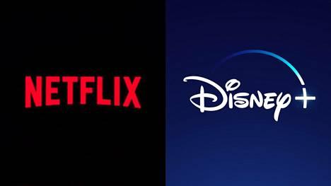Netflix ja Disney+ porskuttavat vahvasti.