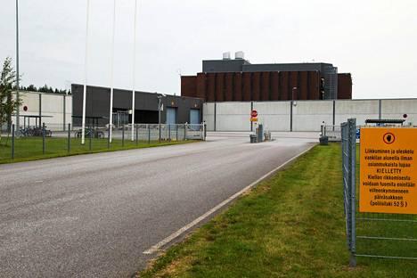 Turun vankila syksyllä 2016 kuvattuna.