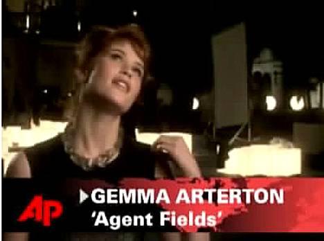 Sympaattinen Gemma Arterton tehnee läpimurtoroolinsa uudessa Bondissa.
