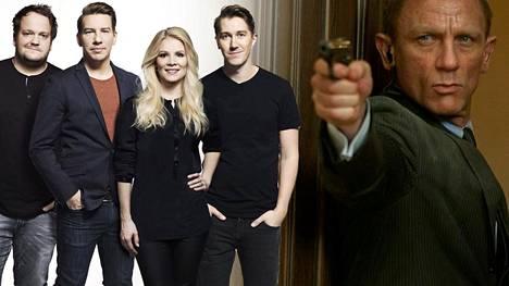 Uuden ohjelma-ajan klo 21.00 saanut Saturday Night Live joutuu taistelemaan tänään samaan aikaan 007 Skyfall -seikkailussa nähtävää James Bondia vastaan.