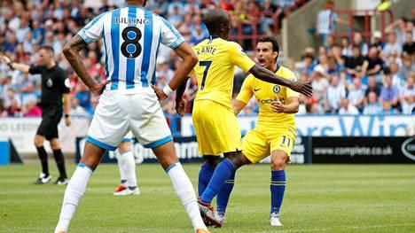 Chelsea aloitti kauden 3–0-vierasvoitolla.