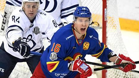 Masi Marjamäki kuvattuna joulukuussa 2017.