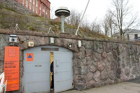 Väestönsuojelumuseo