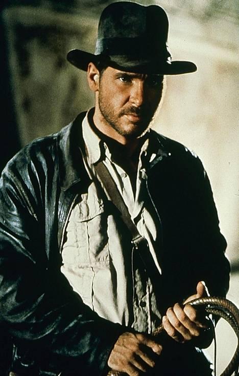 Ainoa Indiana Jones: Harrison Ford.