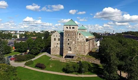 Turun linna on 1200-luvun lopussa Aurajoen suulle perustettu linna Turussa.