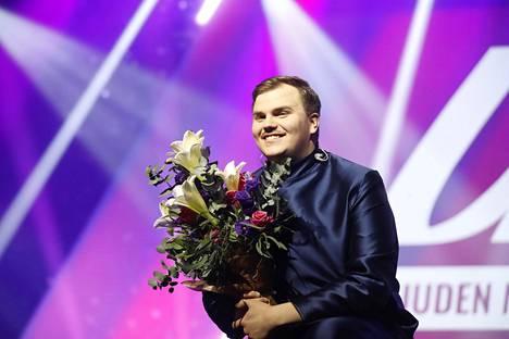 Aksel Kankaanranta matkaa toukokuussa Rotterdamiin edustamaan Suomea euroviisuissa.