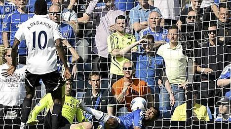 Chelsea-Tottenham päättyi 0-0.
