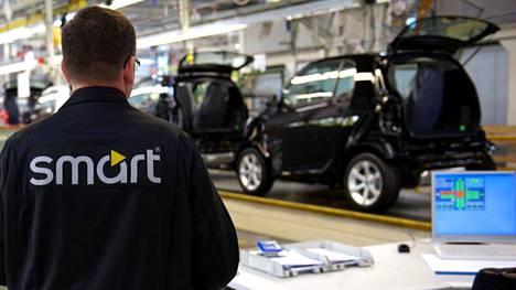 Vuodesta 2019 lähtien Hambachissa sijaitseva tehdas on tuottanut neljännen sukupolven smart EQ fortwo- ja smart EQ fortwo Cabrio -malleja.