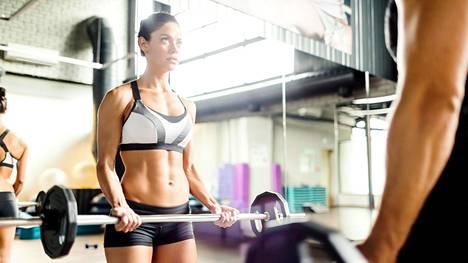 Tutkimuksessa havaittiin, että mieliala koheni riippumatta siitä, kuinka paljon lihasvoima lisääntyi.