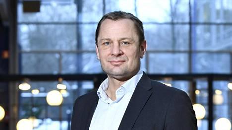 Valtiontalouden tarkastusviraston pääjohtajan sijaisena toimii johtaja Matti Okko. Kuva on tammikuulta 2021.