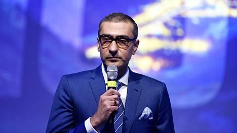 Tomitusjohtaja Rajeev Suri uskoo Nokiaan.