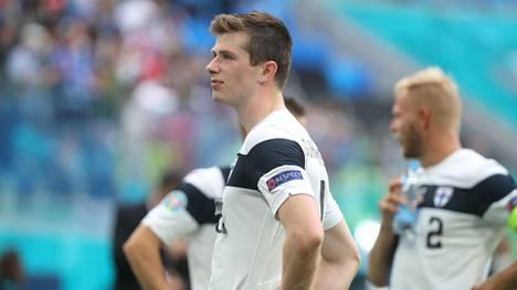Daniel O'Shaughnessyn pelipaita koki kovia Venäjää vastaan.