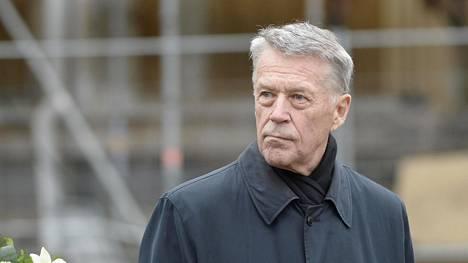 Matti Ahde kuvattuna vuonna 2018.