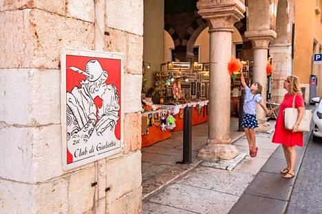 Turistit tuntevat Club di Giuliettan paremmin kuin italialaiset.