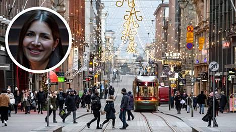 MeetFrankin Suomen maajohtaja Martyna Kosmala sanoo kilpailun tyntekijöistä olevan kovaa Euroopassa.