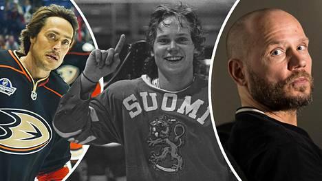 Petri Aaltonen (oik.) valittiin alle 18-vuotiaiden EM-turnauksen parhaaksi pelaajaksi vuonna 1988. Häntä pidettiin Teemu Selännettäkin lahjakkaampana junioripelaajana.