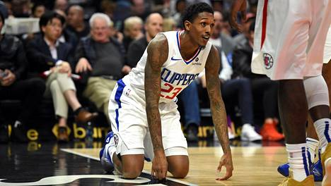 Los Angeles Clippersin lento jatkuu NBA:ssa