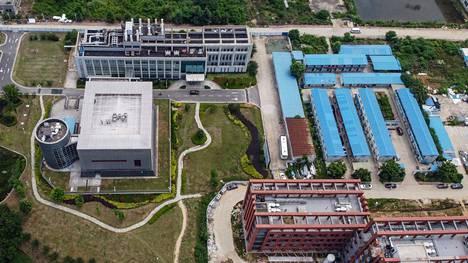 Wuhanin virologinen instituutti tutkii muun muassa koronaviruksia.