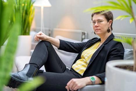 Tapahtumateollisuus ry:n hallinto- ja edunvalvontajohtaja Kati Kuusisto.