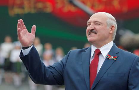 Euroopan viimeiseksi diktaattoriksi joskus kutsuttu Aleksandr Lukashenko on hallinnut Valko-Venäjää vuodesta 1994 lähtien.