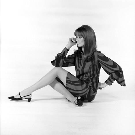 Finn Flare -muotia vuodelta 1966.