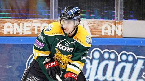 Michael Keränen pelasi Ilveksessä viimeksi kaudella 2013–2014. Paluu tamperelaisseuraan on käymässä tupsukorville kalliiksi.
