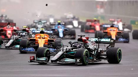F1-kalenteriin tuli muutoksia.