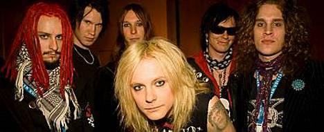 Negative-yhtye palkittiin MTV Europe Music Awards -gaalassa maakohtaisella Best Finnish Act -pystillä.