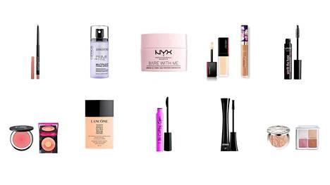Esimerkiksi nämä meikkituotteet selvisivät testiensä voittajiksi.